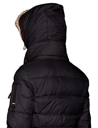Black Negro para Chaqueta 001 Esprit Mujer ARxzW7