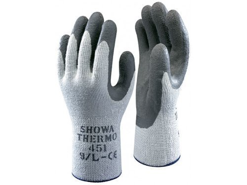 Showa Thermo 451 Thermal Gardening Gloves - Size 9 (Large) Globus