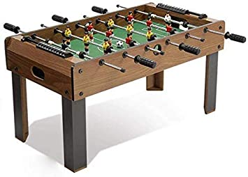 AK De mesa partido de fútbol, 6 filas de tabla Diversión con patas de