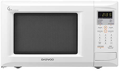Buy daewoo microwave white