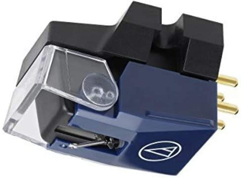 Audio-Technica VM520EB Dual Moving Magnet Elliptical Bonded Stereo Turntable Cartridge 41DGmM2BJHOL