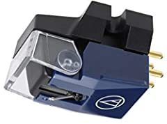 The VM520EB is Part of the 500 Series in Audio-Technica's New VM cartridge line - a line that harks back to A-T's Early days as a manufacturer primarily of high-end phono cartridges while also incorporating today's advanced technology Like al...
