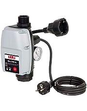 T.I.P. 30241 Elektronische pompbesturing BRIO 2000 M, voor alle dompeldruk-, dieptefontein-, regenfontein- en tuinpompen vanaf 1,5 bar