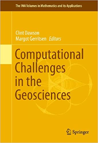 Lataa ikkunat Computational Challenges in the Geosciences: 156 (The IMA Volumes in Mathematics and its Applications) B00F95TA52 MOBI