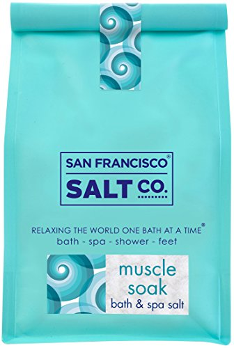 Muscle Soak Bath Salts - 2 lb Luxury Gift