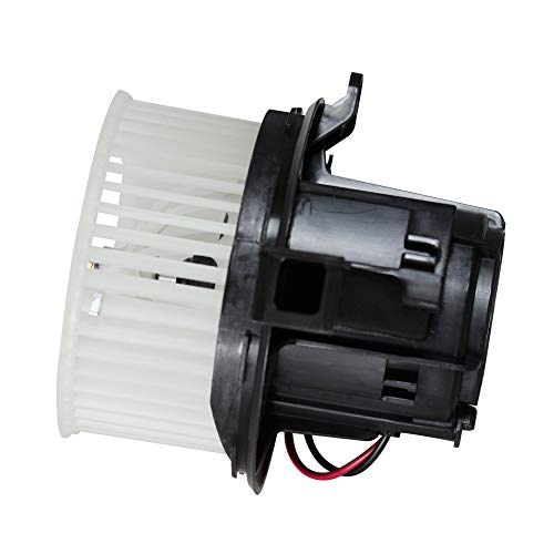 MYSMOT A/C Blower Motor Fan Assembly For Mercedes-Benz