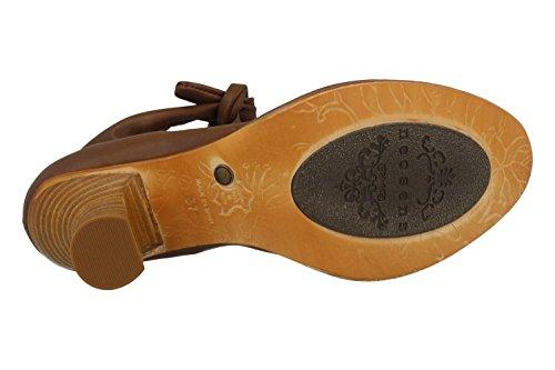 Neosens Schoenen Rococo S607 Zachte Bruine Leer Bruin