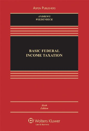 Basic Federal Income Taxation 6e