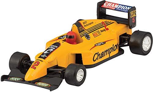[해외]Schylling Die-Cast Pull Back Formula 1 Race Car 장난감 차 / Schylling Die-Cast Pull Back Formula 1 Race Car (Yellow)