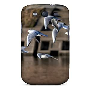 New Diy Design Animals Gulls Japan For Galaxy S3 Cases Comfortable For Lovers And Friends For Christmas Gifts