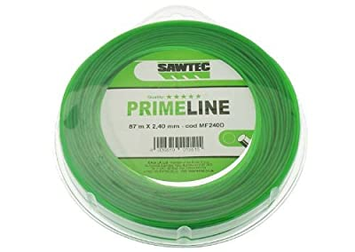 Efco Genuine MF240D 2.4Mm Nylon Line for Trimmers in Donut Package by Efco