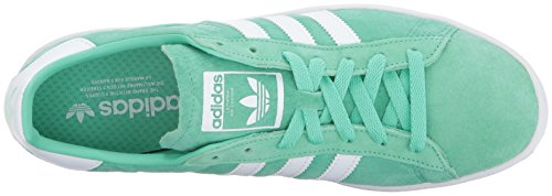 adidas Originals Men's Campus Sneakers -, Green Glow Crystal White, (11 M US) by adidas Originals (Image #8)