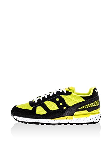 SMU Nero Shadow O Fluo Saucony Herren Gymnastikschuhe Lime Originals qn0TEx7X