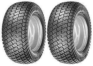Oregon Pair of 4 Ply Lawn Mower Garden Turf Master Tread Tires for Tractors 15-6.00-6, 15×6.00×6