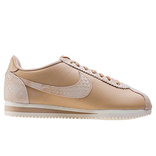 CORTEZ Nike BEIGE CLASSIC PREMIUM WMNS qPwx6XE