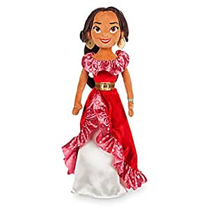 Disney Store Elena of Avalor Plush Doll - Medium - 20