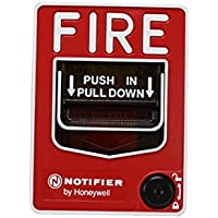 Honeywell Notifier Nbg-12Lx Fire Alarm Addressable Pull Station Key Lock