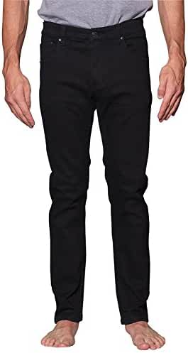 Victorious Men's Skinny Fit Color Stretch Jeans DL937
