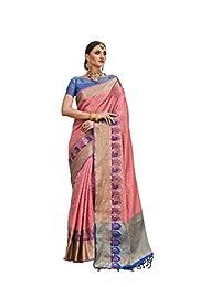 KIMANA Indian Designer Ethnic Bollywood Traditional Silk Party Wear Saree Sari S3203