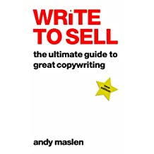 Write To Sell (English Edition)
