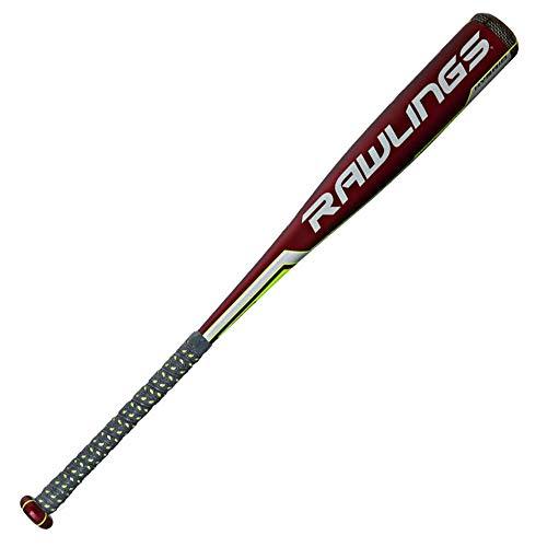 Hybrid Senior League Bat - Rawlings Sporting Goods Velo Hybrid Senior League Baseball Bat (-10) SL7V34