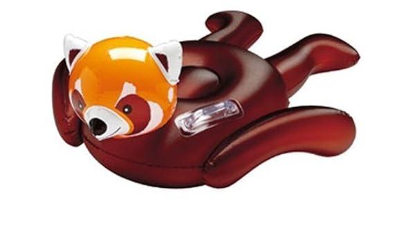 Red Panda flotador 75 x 45 cm (Jap?n importaci?n / El paquete y el manual est?n escritos en japon?s): Amazon.es: Juguetes y juegos