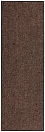 Ikea Osted Tapis Flatwoven Brun 80 X 240 Cm Amazonfr