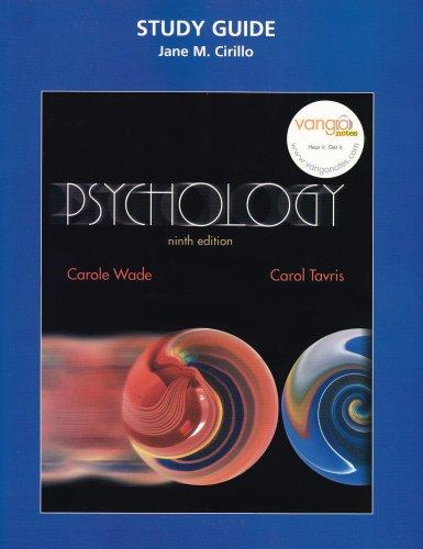 Psychology Study Guide