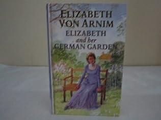 book cover of Elizabeth and Her German Garden