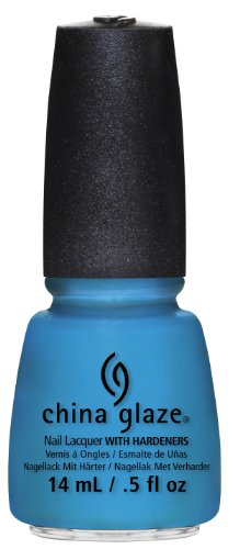 China Glaze Nail Lacquer, Isle See You Later,