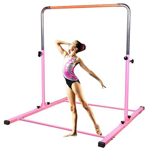 SHIWEI TJ Fitness Gymnastics Training Bar- Height Adjustable 3