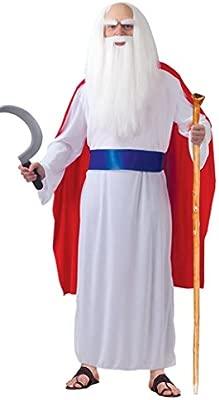 FIESTAS GUIRCA Traje Adulto Celta Sacerdote druida