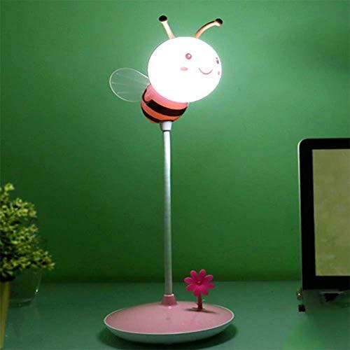 OVIIVO Creative Table Lamp Desk Lamp Bedroom Feeding Night Light Baby Newborn Baby Warm Light Charging Plug-in Children's Room Bedside Mini Cartoon Using for Reading, Working (Size : #2) by OVIIVO (Image #7)