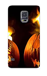 Cdzwvw-2093-aedfkkf With Unique Design Galaxy S5 Durable Tpu Case Cover Halloweenfo