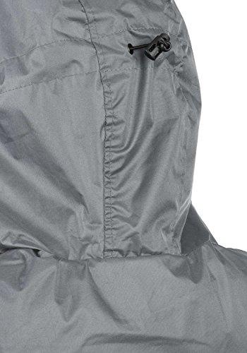 Castlerock Mujer Capucha Impermeable con De Briddi Entretiempo Cortavientos para BlendShe 20816 Chaqueta qpBfx1