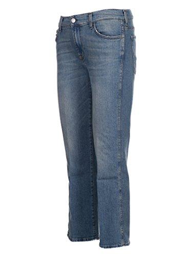 Mankind Syru120za 7 All Cotone Jeans For Donna Azzurro FwnE6OxBqC