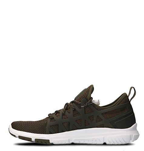 Ralph Lauren Sneakers Uomo 669842001 Tessuto Marrone