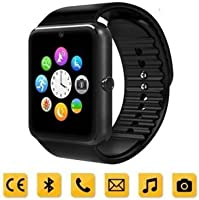 Smartwatch GT-08 Relógio Bluetooth Iphone Android Gear Chip