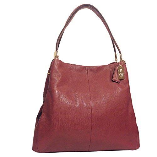 Madison Leather Phoebe Shoulder Handbag product image