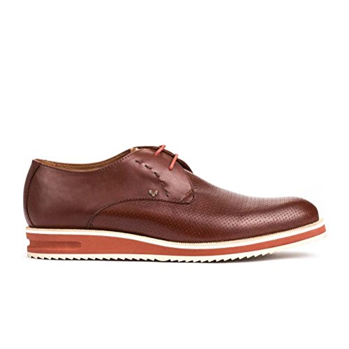 Derbys Martinelli Marrón Homme 1334 Cuir 1027v Berry HqqTOt