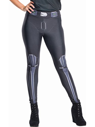 Rubie's Adult Star Wars Darth Vader Costume Leggings