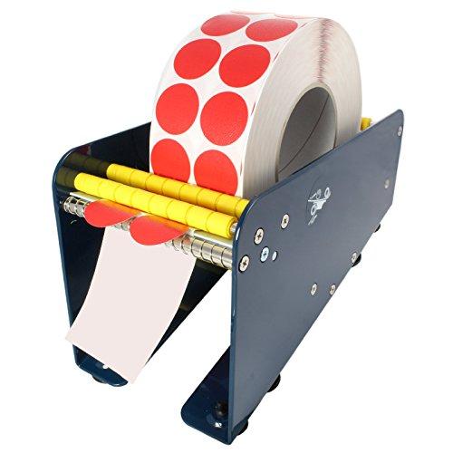 Dispensador de etiquetas | dispensador manual para adhesivos & Etiquetas | Nutz ancho wählbar | para unilateral & Etiquetas de doble cara & adhesivos | con ...