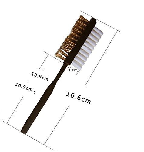 - Junson Home Supplies Multifunctional 2-Sided Suede Nubuck Cleaner Protector Block Brush Eraser Bar Cleaning Shoe Brush (Black) Essential Goods