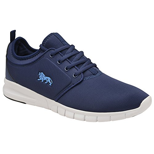 Propus Mens Blue Lonsdale Navy Trainers XCpw5q