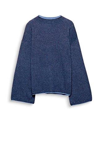 Blu Blue Esprit Felpa grey By 420 Edc Donna YwxHFW6
