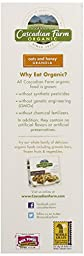 Cascadian Farm Organic Oats and Honey Granola, 48.5 Ounce