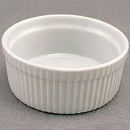 Bia Cordon Bleu Inc 900013 10 Oz White Porcelain Individual Souffle Bowl