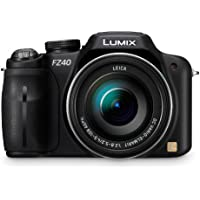 Panasonic Lumix DMC-FZ40 14.1 MP Digital Camera with 24x Optical Image Stabilized Zoom and 3.0-Inch LCD - Black (Discontinued by Manufacturer) Review Review Image