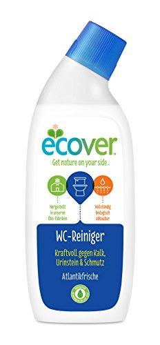 Ecover Ökologischer WC-Reiniger Atlantikfrische, 6er Pack (6 x 750 ml)