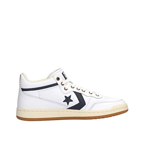 Blu Fastbreak Mid All Star Bianco 160938C Converse q8f7w